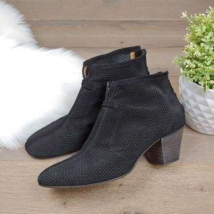 Aquatalia Marvin K Xcellent Perforated Suede Boots